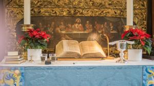 Bibel fra midt 1500-tallet